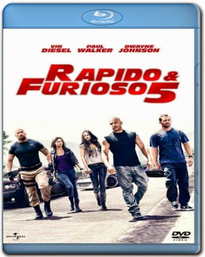The Fast and the Furious 5 [2011] [BD25] [Latino]