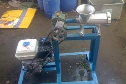 Suksesnya Pemilik Blog Randi Farm Yang Menjual Mesin Pembuatan Tepung Ikan