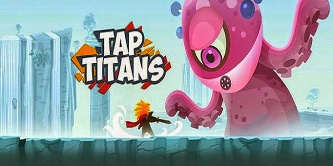 Tap Titans 2 0 2 MOD APK (Unlimited Gold) ~ Hot Shot Gamers