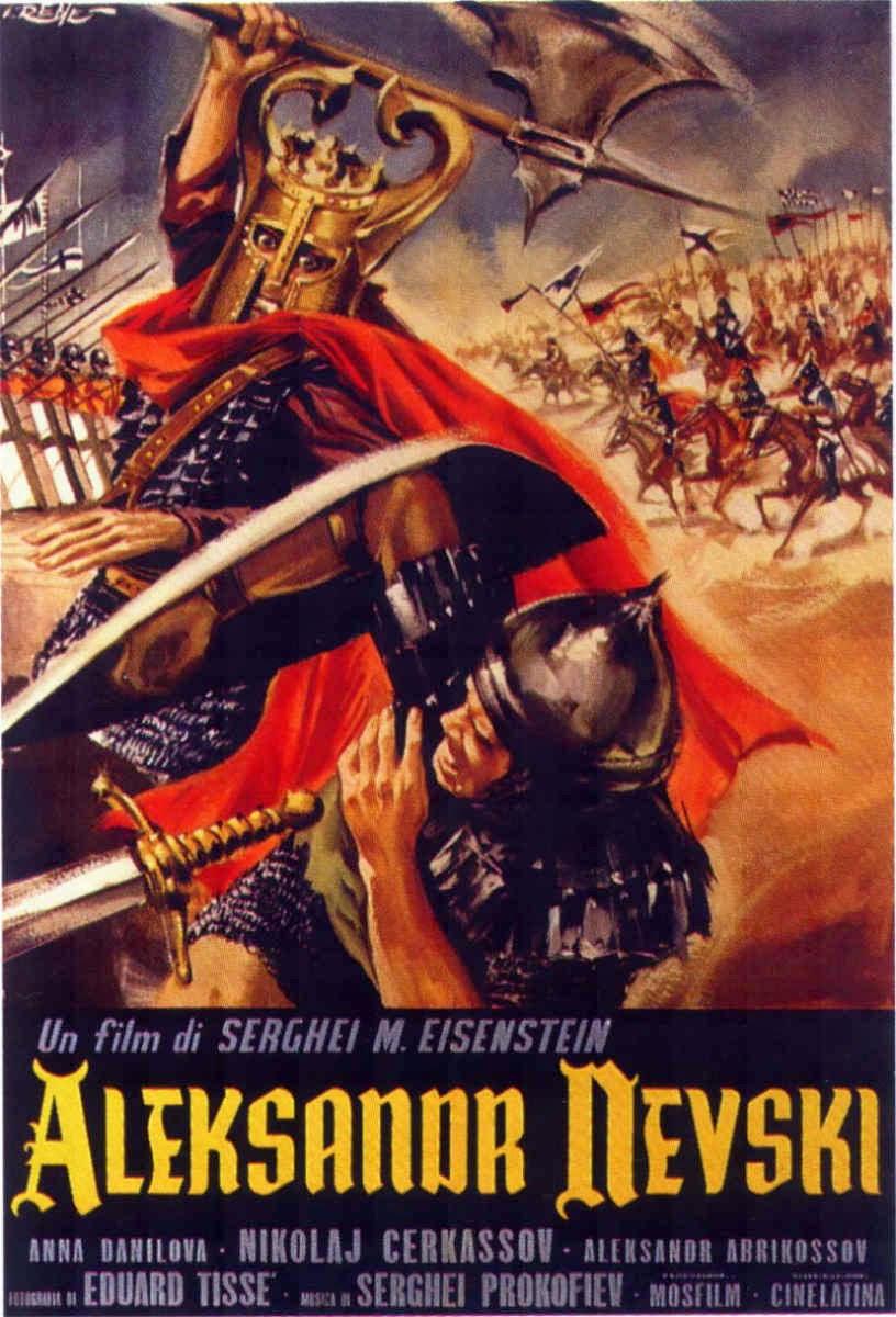 Alexander Nevsky Full Movie
