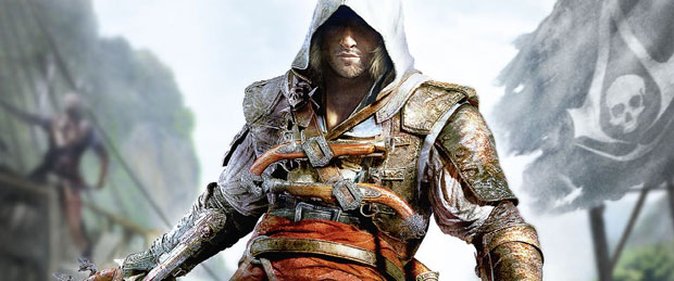 Assassins Creed IV: Black Flag E3 Gameplay Demo With Comments