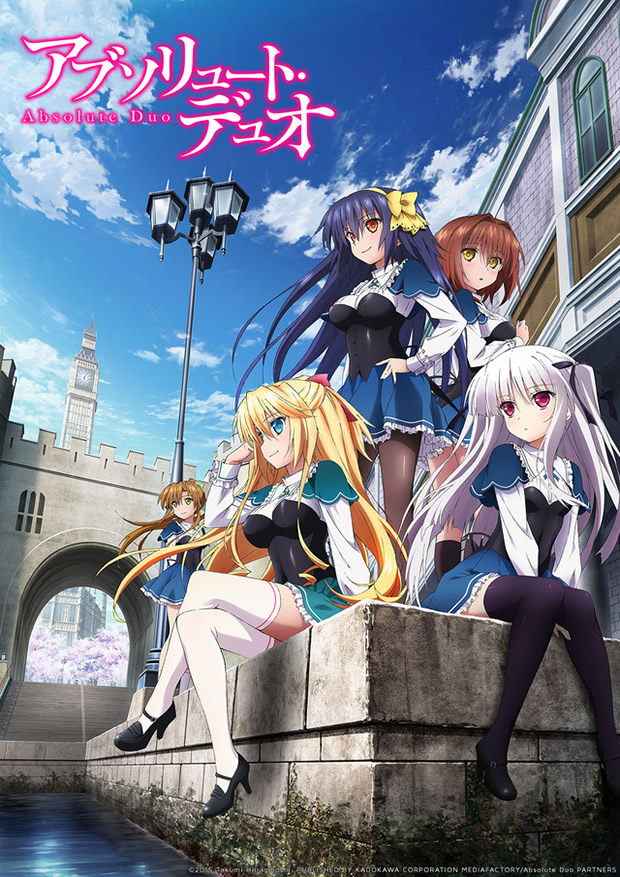 Absolute Duo [12/12][FLAC][10Bits][x265][BD][1080p][MKV]