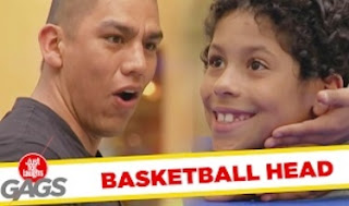 Funny Video – NBA All Star Head – Throwback Thursday