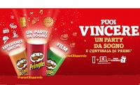 """Concorso """"Celebrate Pringles"""" : vinci voucher esperienze, noleggio film e un party da sogno da oltre 5000 euro!"""