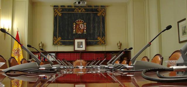 Consejo General del Poder Judicial y Derecho