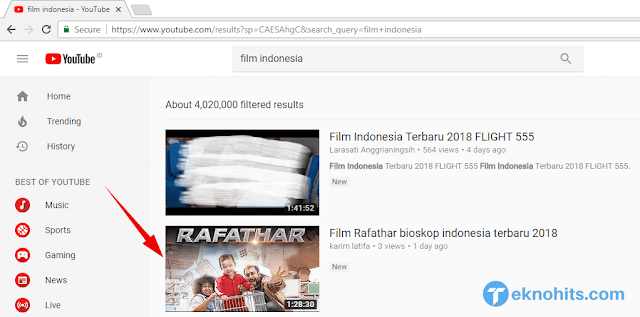 Download flm rafathar dari youtube