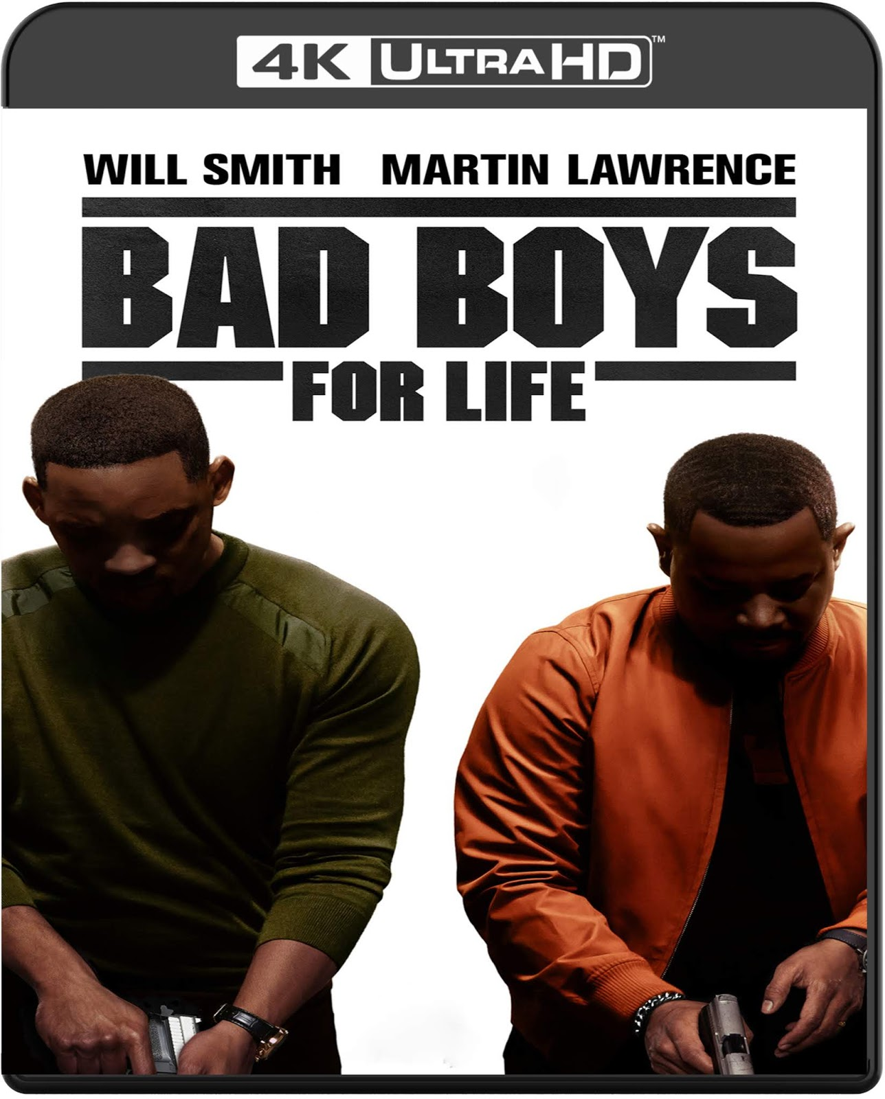 Bad Boys for Life [2020] [UHD] [2160p] [Latino]