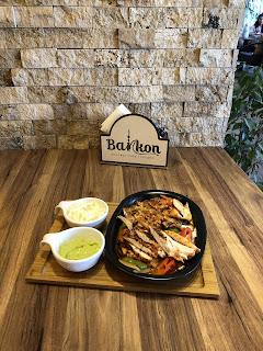 balkon hookah cafe lounge kırıkhan menü fiyat listesi tavuk fajita sipariş