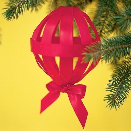Ribbon Ornament