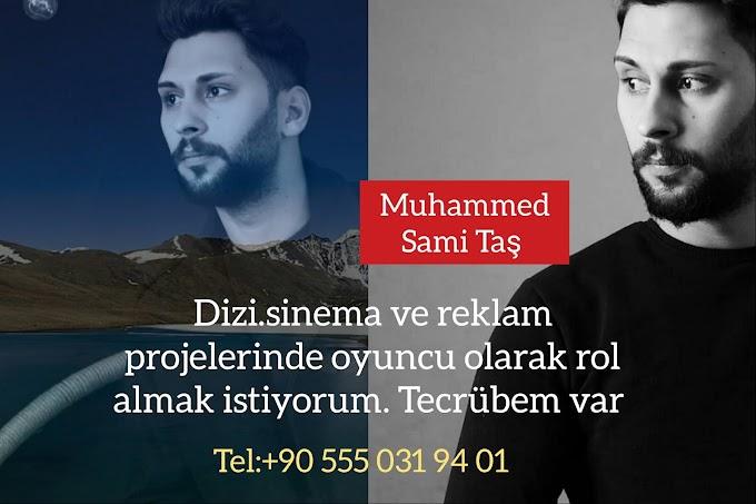 Muhammed Sami Taş Dizi sinema oyuncusu