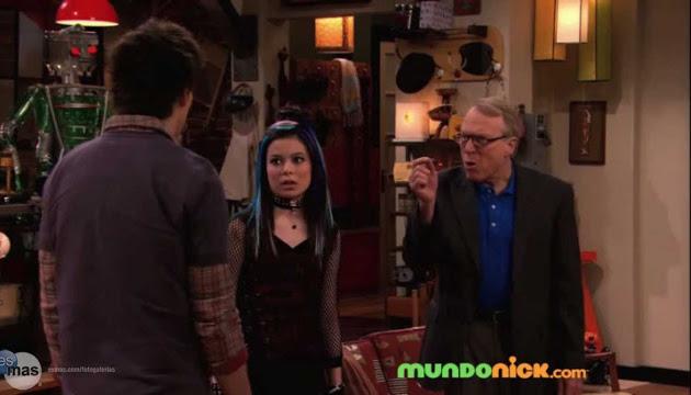 Me quiero quedar con Spencer (Temporada 1 x 5)