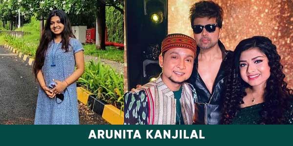 Arunita Kanjilal Images