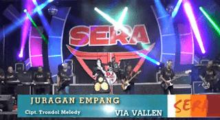 Lirik Lagu Juragan Empang - Via Vallen