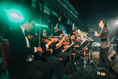 EVENT: Debut 'Daily String Orchestra' dan Megahnya Opening Ceremony PIONIR Ke-9 UIN MALIKI Malang