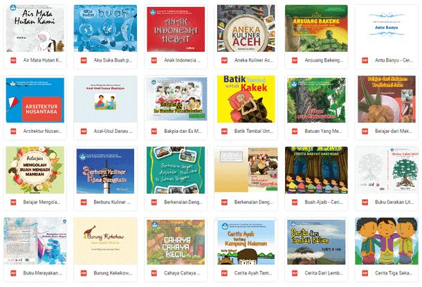 Buku Modul Gerakan Literasi Sekolah