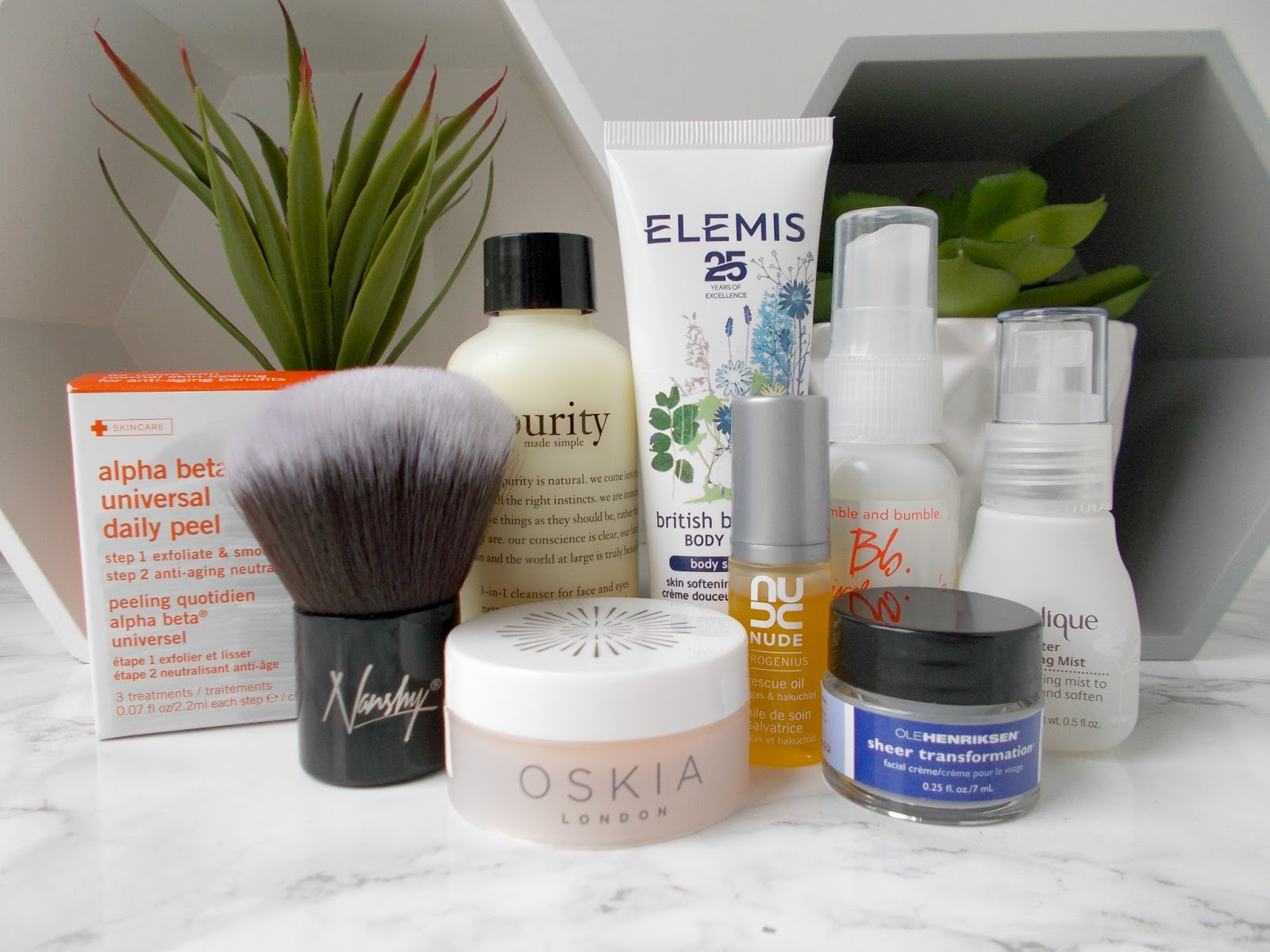 latest in beauty subscription box 9 product