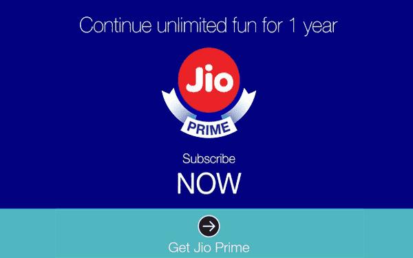 Jio Prime Membership एक साल के लिए हुआ मुफ्त | पर सबको नहीं दिया जायेगा | जाने किन Users को मिलेगा मुफ्त