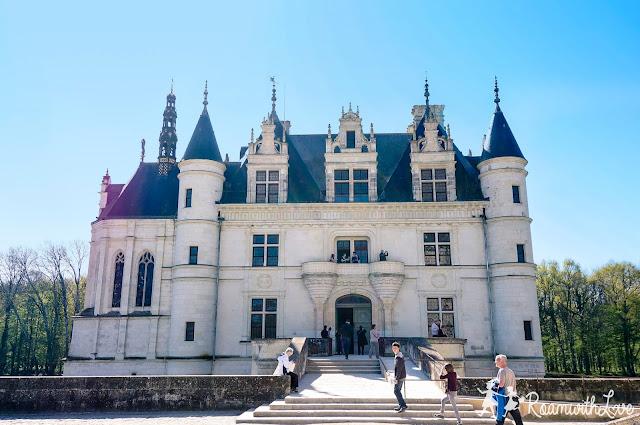 france, Honeymoon, review, รีวิว, ฝรั่งเศส, ปราสาท, Loire Valley, สวีท, ฮันนีมูน, Tours, Chateau de Chenonceau