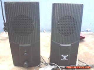 Speaker Komputer Portabel USB