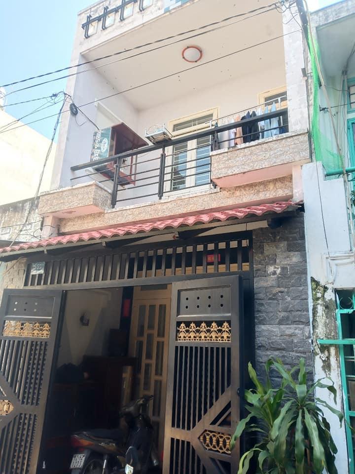 Bán nhà hẻm 225 Lê Văn Quới phường Bình Trị Đông quận Bình Tân. DT 4x11m