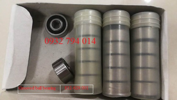 Grooved ball bearing1 832-629.001