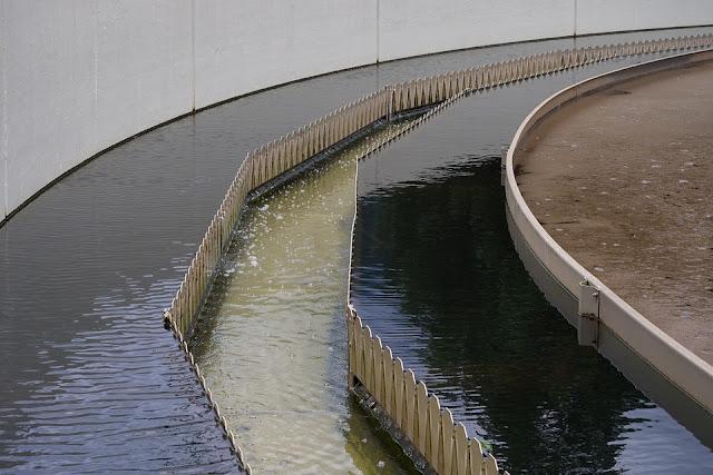 impianto depurazione-acque reflue