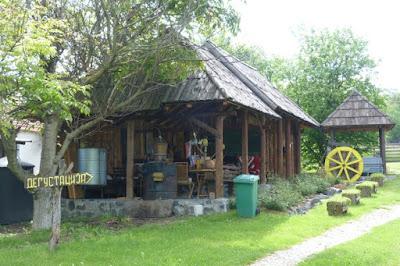 Servië, distilleerderij op camping Viljamovka bij Kremna
