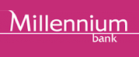 Logo Banku Millennium