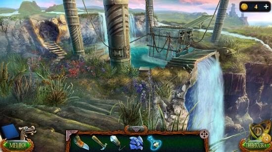 капитана нашли и спасли в игре затерянные земли 4 скиталец