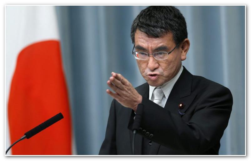 وزير الخارجية الياباني ينتفض في وجه البوليساريو ويهدد بطردها من إجتماع وزاري رفيع المستوى