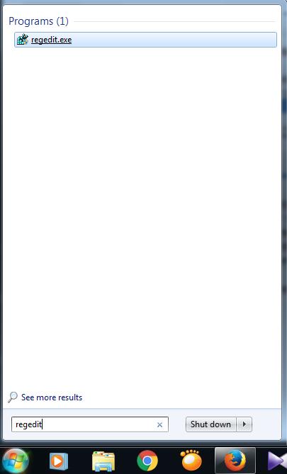 Aktivasi Windows 7 Lewat Regedit