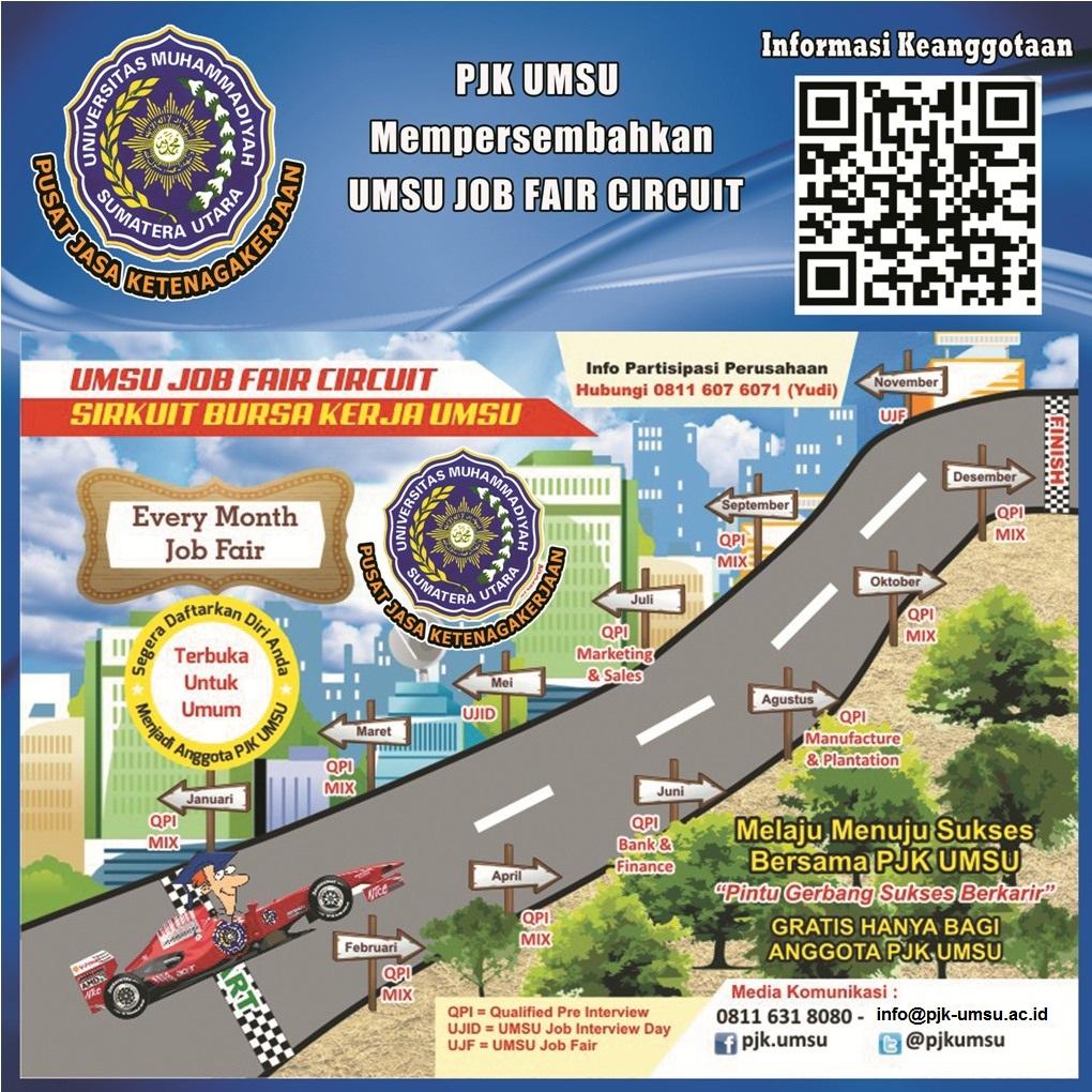 PJK UMSU Jobfair Circuit