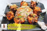viaindiankitchen - Chicken Lollipop