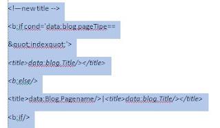 mengubah kode html