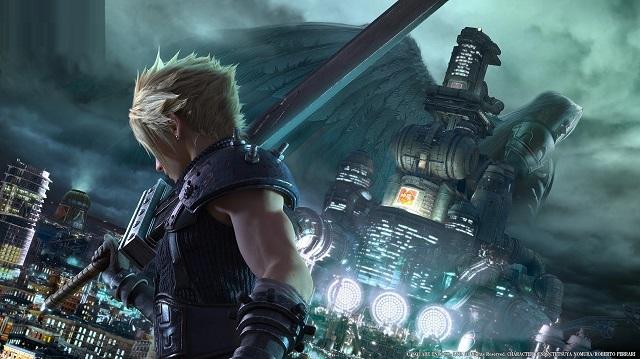 Final Fantasy 7 Remake/SquareSoft/Reprodução