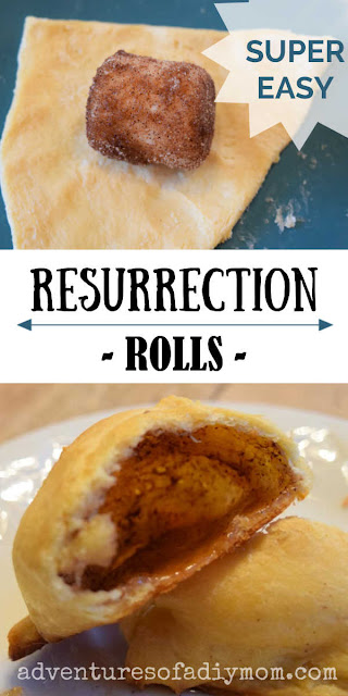 collage of resurrection rolls