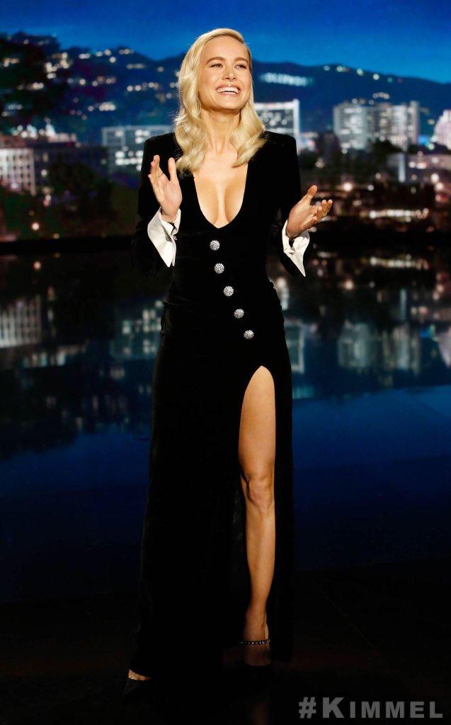 Brie Larson Hot Boobs