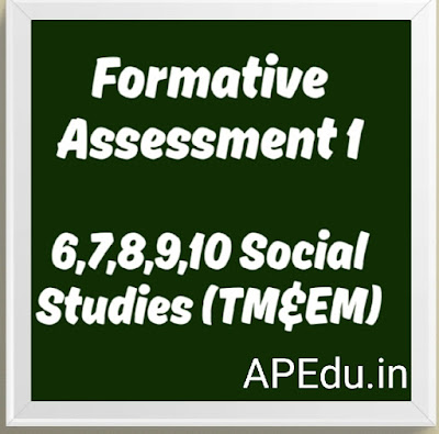 Formative Assessment 1 Modal papers