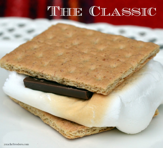 the classic smore