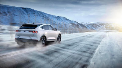 2021 Ford Mustang Mach-E Review, Specs, Price