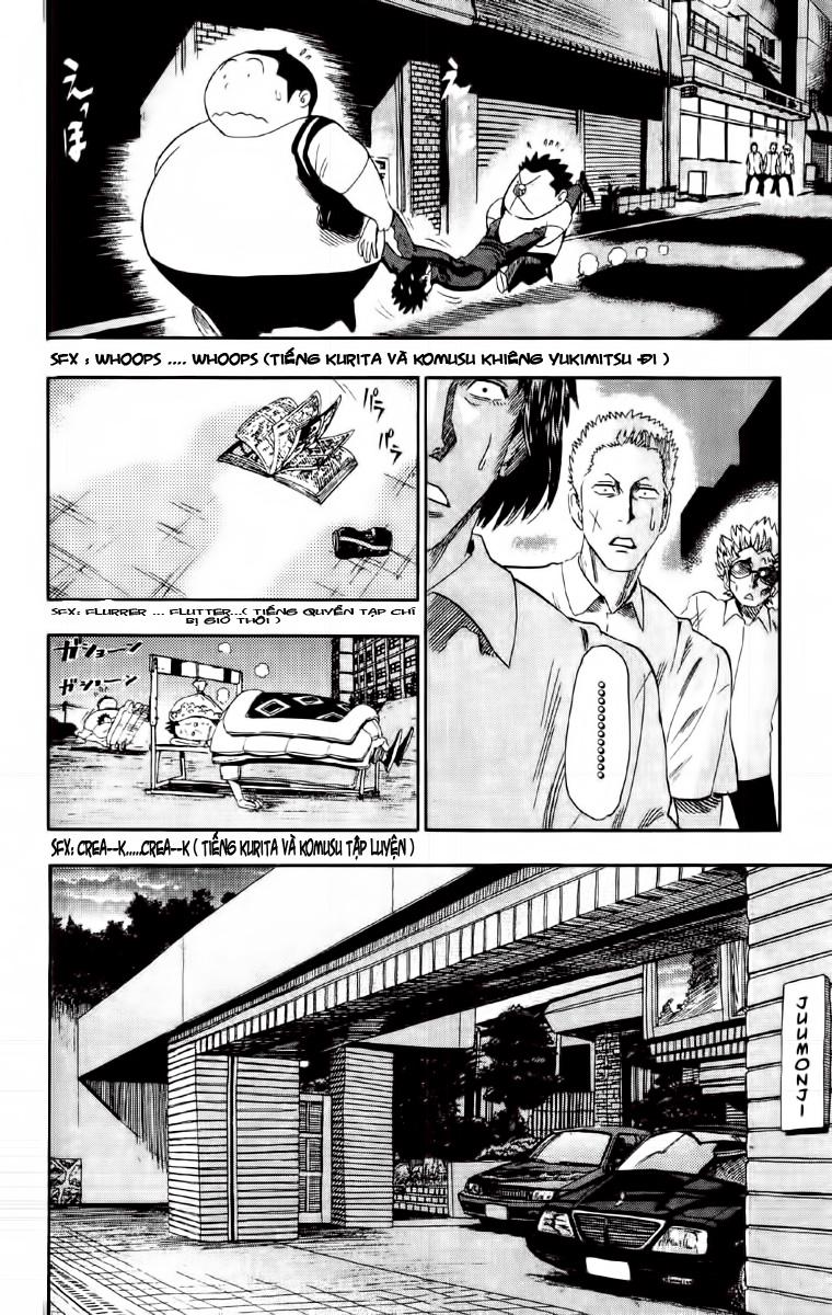 Eyeshield 21 chapter 54 trang 7