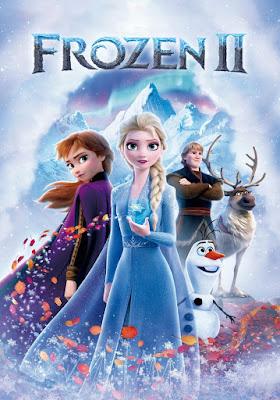 Frozen 2 2019 DVD CAM Latino Cam