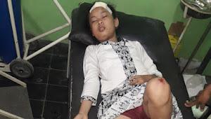 "Siswi SDN 2 Ciganjeng Kelas 6 Berbaring Di Rumah Sakit. ""Orang Tua Murid Minta Perhatian Disdik Kabuapten Pangandaran..!!!"""