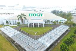 Lowongan Kerja PT Hogy indonesia Via Website