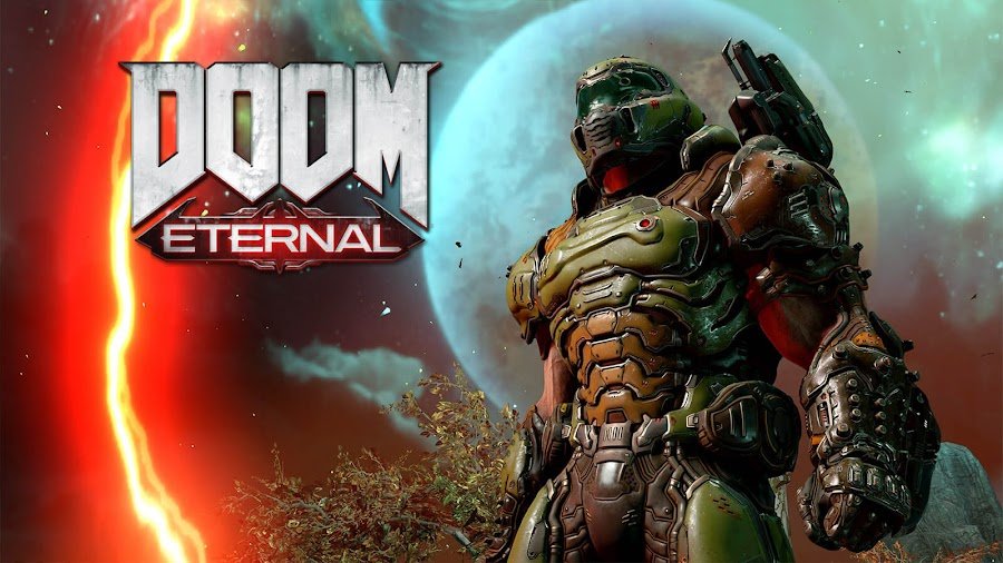 doom eternal first story dlc campaign tease id software bethesda pc ps4 stadia xb1
