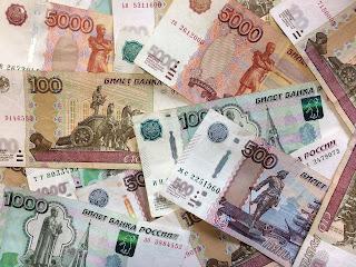Ruble,rus parası