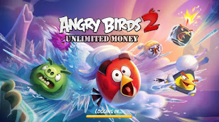 Download Angry Birds 2 Mod Apk Unlimited Money Terbaru