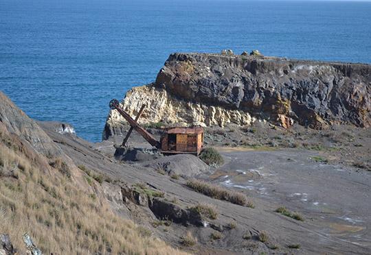 Miniere del Monte Calamita- Foto dal sito www.minieredicalamita.it