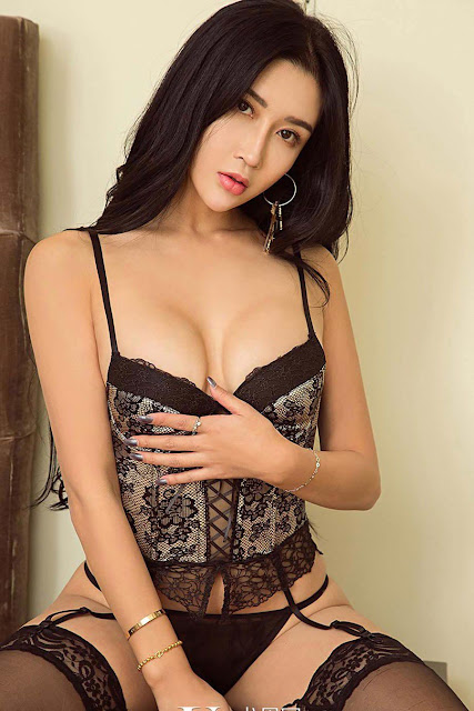 Hot and sexy big boobs photos of beautiful busty asian hottie chick Chinese booty model Ai Ni Sha photo highlights on Pinays Finest sexy nude photo collection site.
