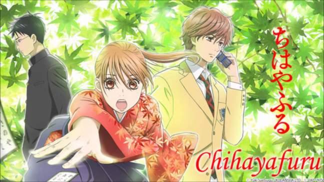 Chihayafuru - Chihayafuru Sub Indo (BD) : Episode 01 – 25 [END]